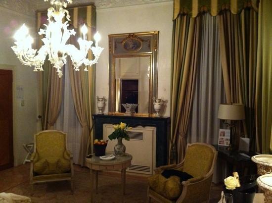 Hotel Villa Franceschi: camera