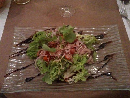 Le Mistral : Salade Mixte