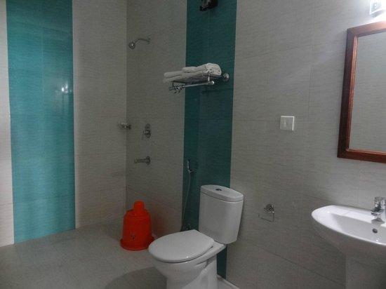 Hotel Searock: Bathroom