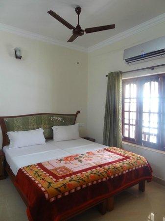 Hotel Searock: Bedroom