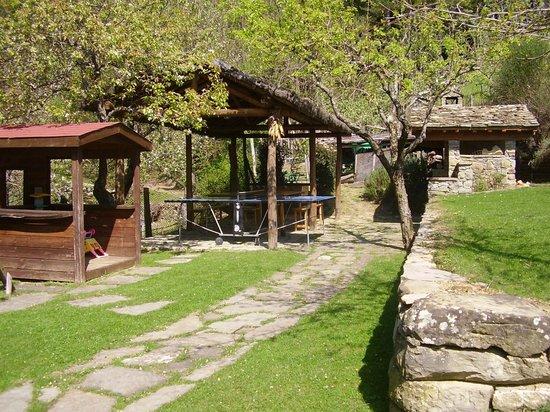 Casale Camalda - Organic Farm: oven corner