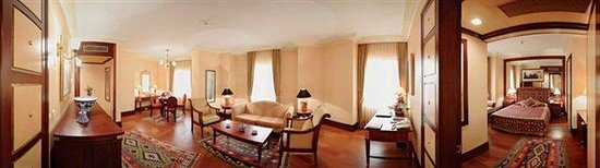 Eresin Crown Hotel Sultanahmet : Suite