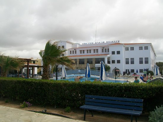 Kefalos Beach Tourist Village: the village effect of Kefalos Beach