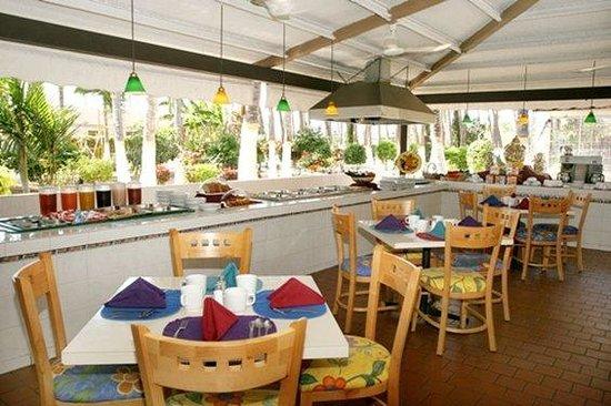 Araiza Palmira: Dining