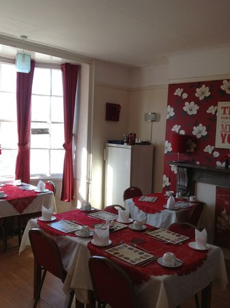 The Cavendale: The dining room