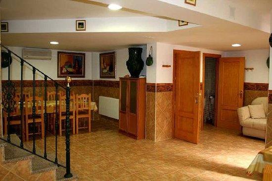 Alojamiento Los Poetas : Salón