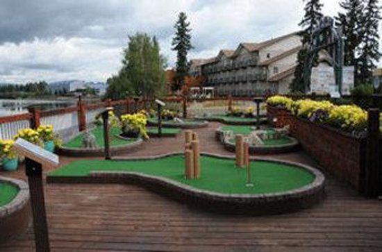 Pike's Waterfront Lodge: Recreational Facilities