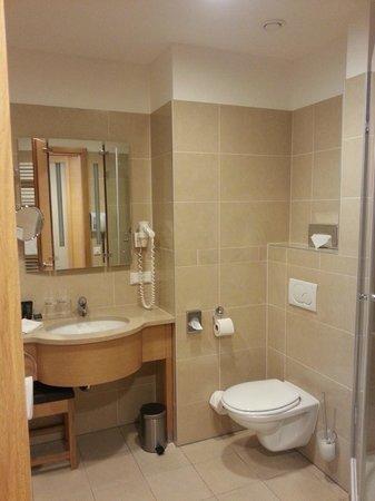 Hotel Am Stephansplatz: mit Dusche und Wanne