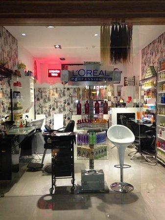 Casa De Maris Spa & Resort Hotel : hairdresser