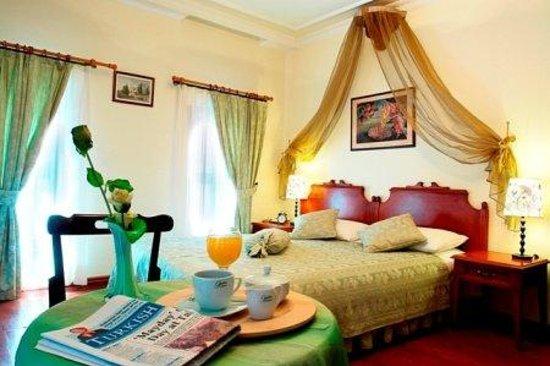 Garden House Istanbul: Bedroom