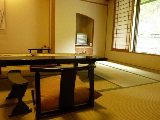 Taketoritei Maruyama: main area of our room