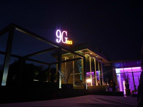 9Gems Lounge & Restaurant : 9 Gems bar