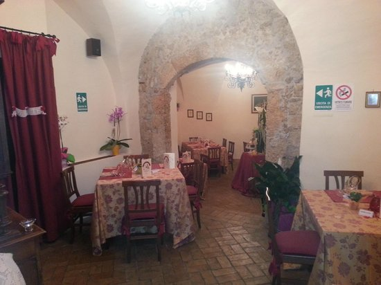 Sora, Italy: locale