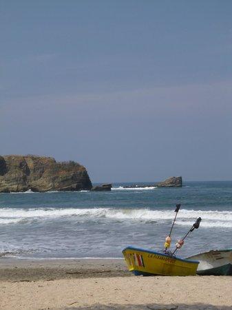 Refugio Del Sol: Playa Pelada