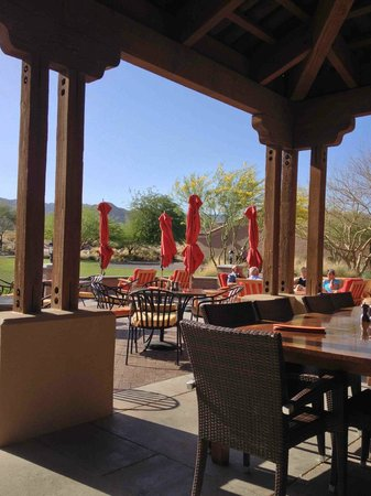 Verrado Grill Room With A View Over Raven Golf Course At