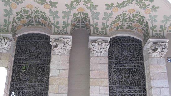 Palau del Baro de Quadras: Palau de Baró Quadras