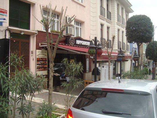Hippodrome restaurant