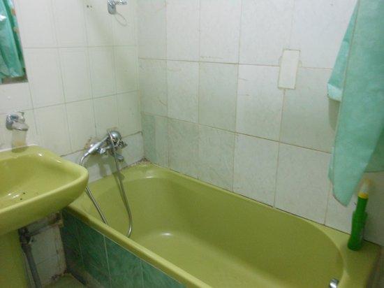 Arabesque Hotel: bagno rilassante....
