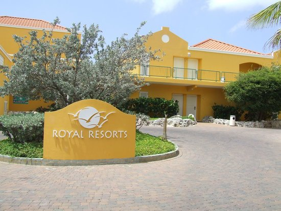 The Royal Sea Aquarium Resort: Hotel aanzicht