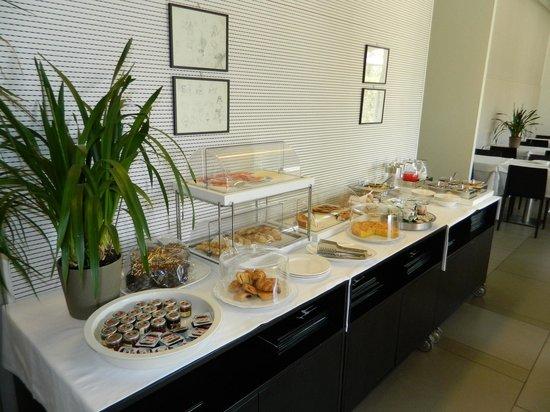Locanda La Gazzella: Breakfast buffet