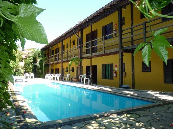 Maresias Hostel - Pousada San Sebastian