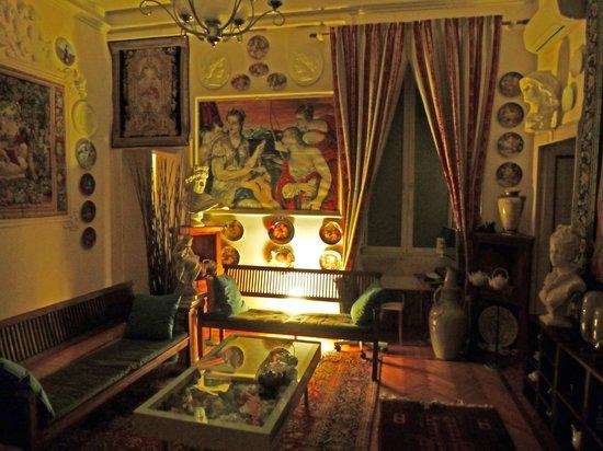 Matisse B&B : The lobby