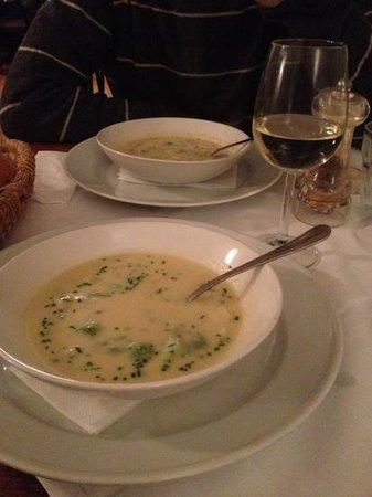 Stomach: zuppa