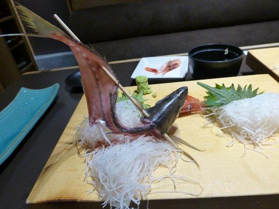 Itamae Sushi: Itamae Sashimi