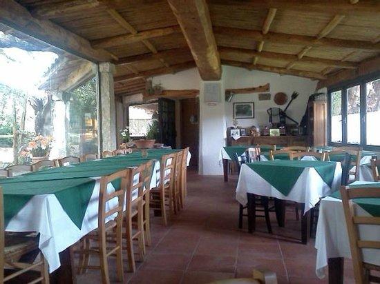 Agriturismo Casteddu : Sala ristorante