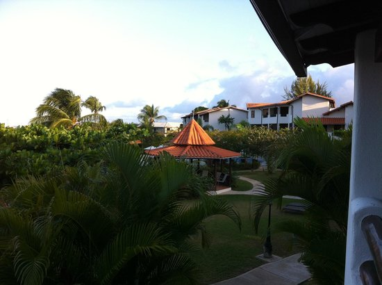 Sugar Cane Club Hotel & Spa: Room with a view