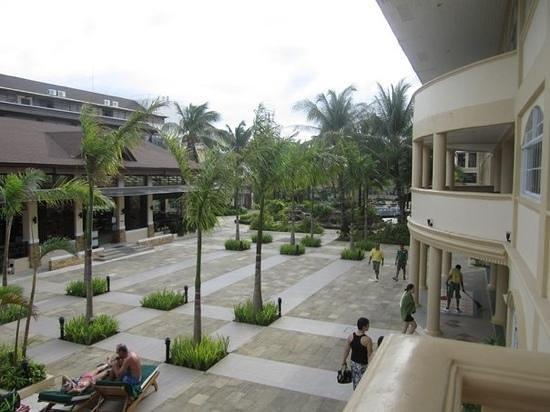 Henann Garden Resort: вид из номера
