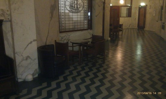 Grand Hotel Amrath Amsterdam: Hallway