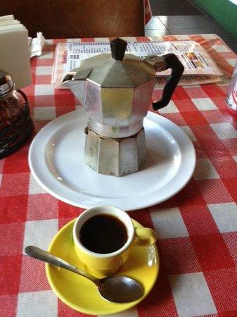Vittorio's: Espresso