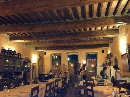 Ristorante Villa Nottola: ristorante