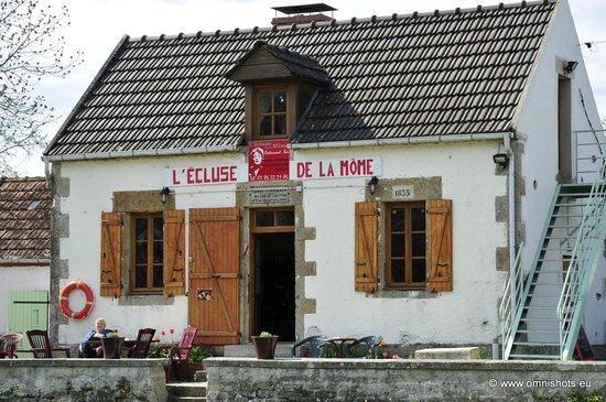 L'Ecluse de la Mome: Uitzonderlijk mooie locatie
