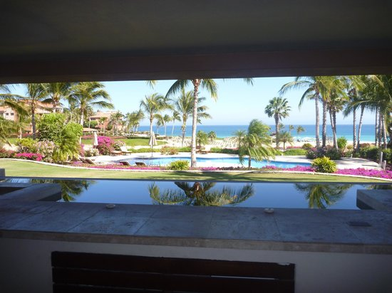 Casa del Mar Golf Resort & Spa: View from Master Romance Suite