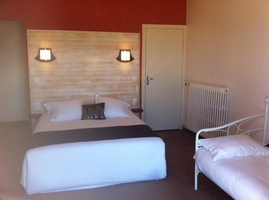Hotel Alba : chambre 23