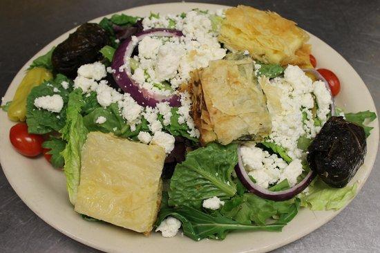 The Forum : Greek Salad