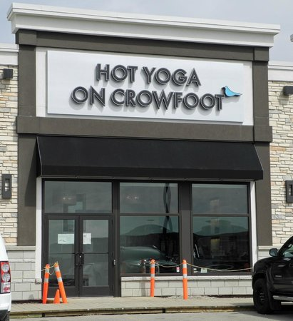Hot Yoga on Crowfoot & Spin Studio