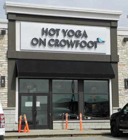 Hot Yoga on Crowfoot & Spin Studio