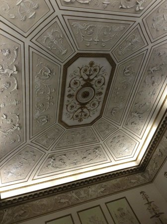 Relais Santa Croce Music Theater Ceiling