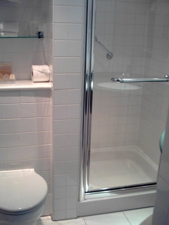 Hilton Garden Inn Glasgow City Centre: Shower