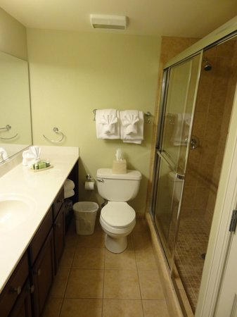 Bluegreen Vacations Patrick Henry Sqr, Ascend Resort Collection: Master bathroom