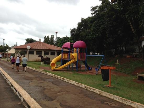 Limeira: play ground