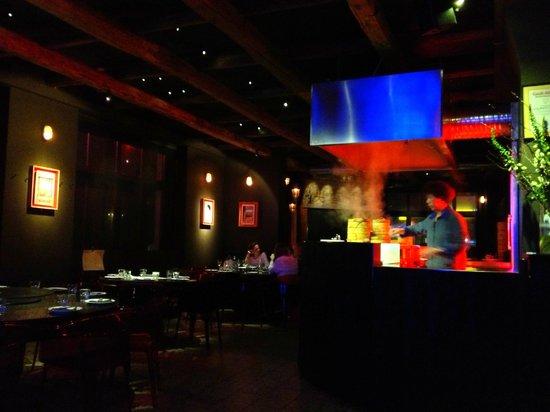 Long March Canteen: Restaurant
