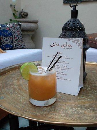 Shi Sha Cafe & Tapas Bar : Nicaragua's National Drink - Macau