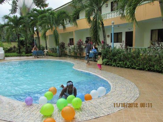 Hotel Cambri: Pool