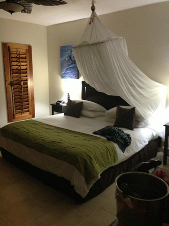 Falls Resort at Manuel Antonio: Bedroom