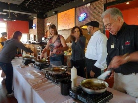 Bombay Cuisine Mooresville Indian Restaurant: Bombay Cuisine Cooking classes