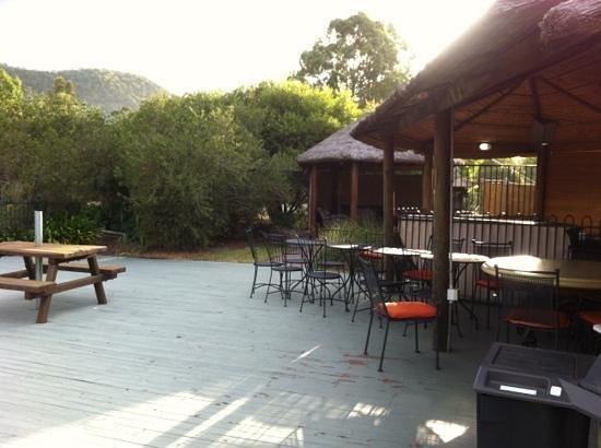 Starline Alpacas Farmstay Resort: outdoor area